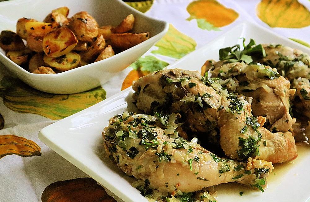 Tarragon Chicken (Pittsburgh Post-Gazette/TNS/Gretchen McKay)