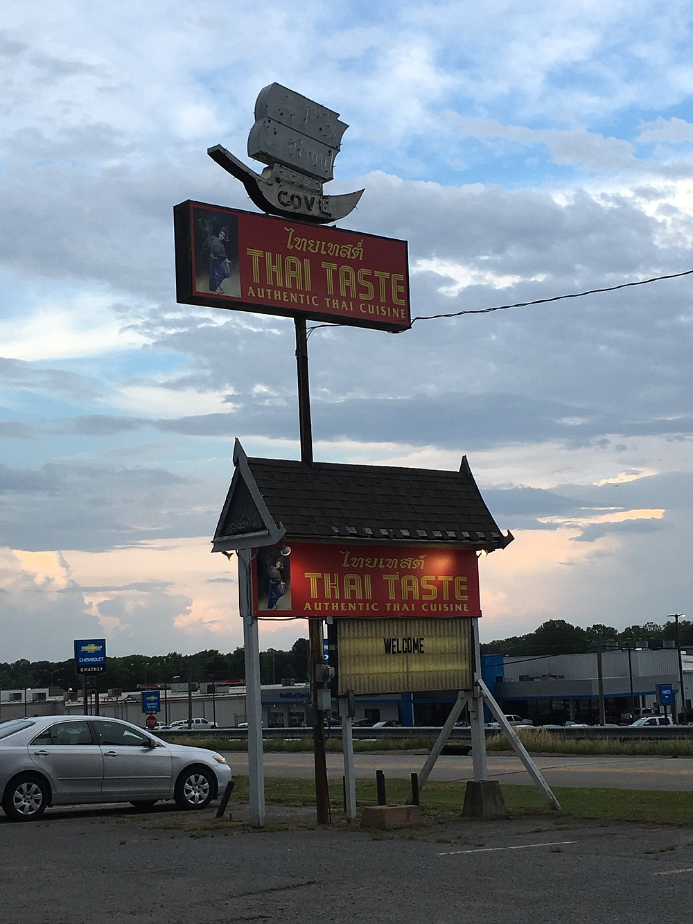 Google reports the permanent closure of Thai Taste in Jacksonville, but the phone number hasn't yet been disconnected. (Democrat-Gazette file photo)