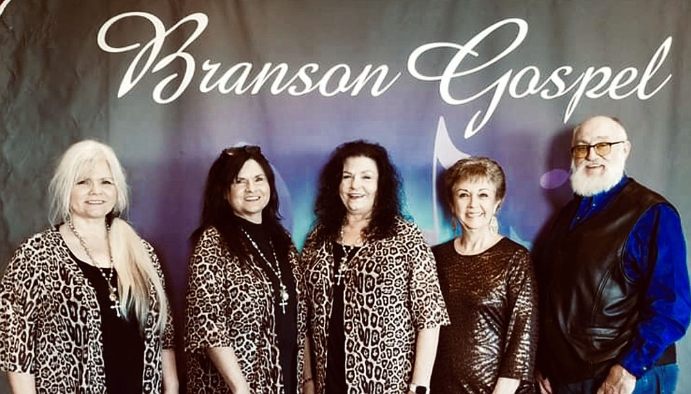 """The Garrett Sisters were voted """"Gospel Group of the Year for 2019"""" by the Branson Gospel Singer Songwriter Association. The Garrett Sisters family harmony, with a full band, makes for a variety of sounds. The Garrett Sisters include the three sisters; Glenda Garrett Porter, Debbie Garrett Brenneman, and Reba Garrett Pennington. The band includes Marlene Taylor, keyboard and vocals; Gene Hendrix, lead guitar and vocals; Benny Bennett, bass; Jerry Don Burris, Hammond organ; Clarence Robinson, sax; and Jerry Porter on drums. The group performs at churches, festivals and other venues around the area. For booking information look for """"The Garrett Sisters"""" on Facebook or contact them at 501-624-3711. - Submitted photo"""