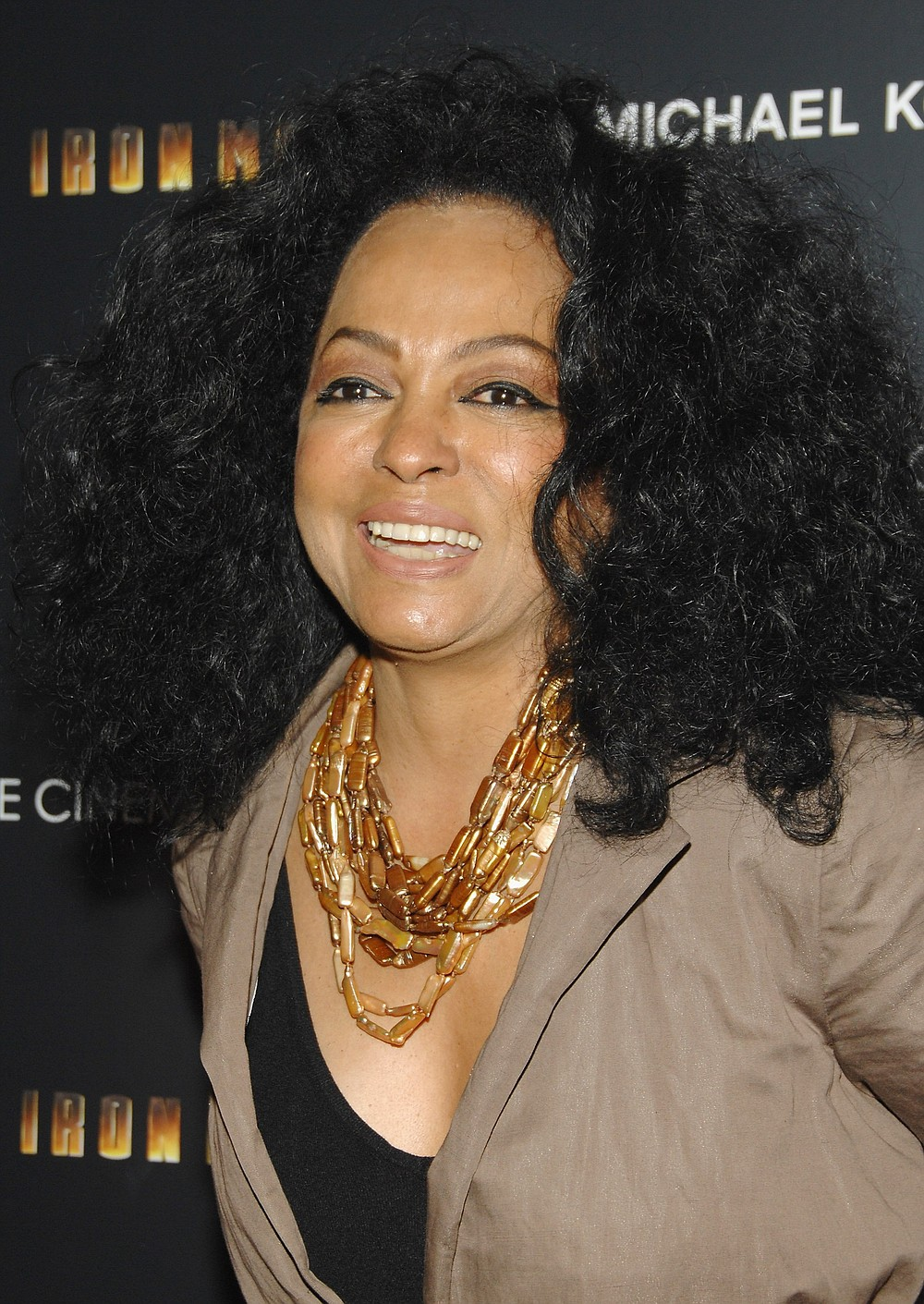 """Diana Ross is on the list of Pride anthems at No. 3 with """"I'm Coming Out.""""  (AP file photo/Evan Agostini)"""