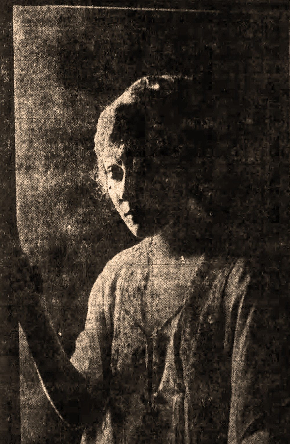 Claire Whitney à partir d'une photo dans le 27 juin 1920, Arkansas Gazette. (Arkansas Democrat-Gazette)