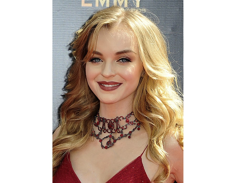 FILE - In this May 5, 2019 file photo, Olivia Rose Keegan arrives at the 46th annual Daytime Emmy Awards in Pasadena, Calif. Keegan won the Emmy for outstanding younger actor in a drama series for her role on Days of Our Lives at the 47th annual Daytime Emmy Awards.  (Photo by Richard Shotwell/Invision/AP, File)