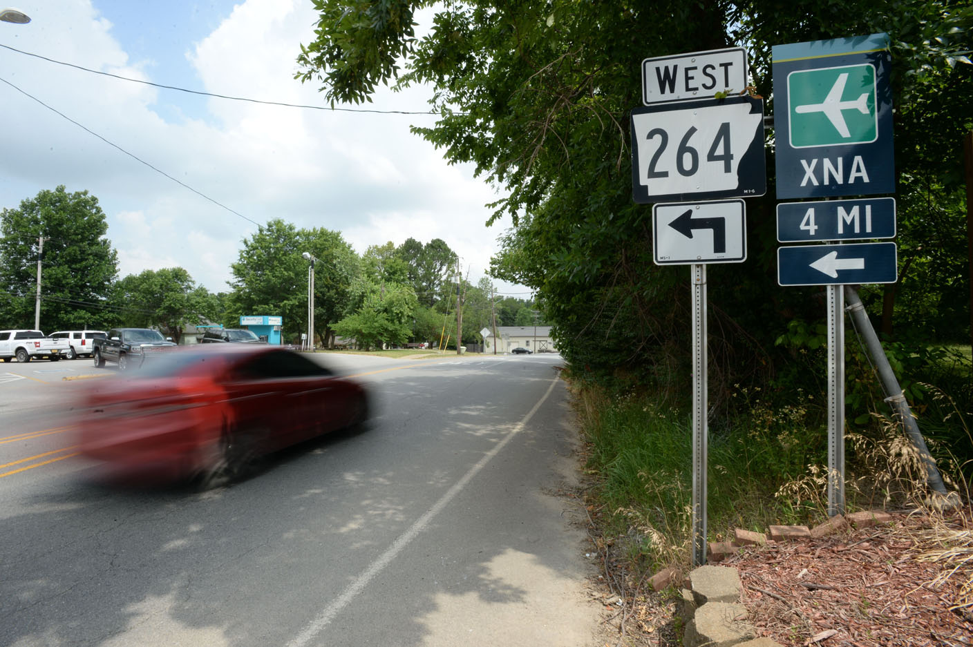 Northwest Arkansas could see a new north-south connection in coming years