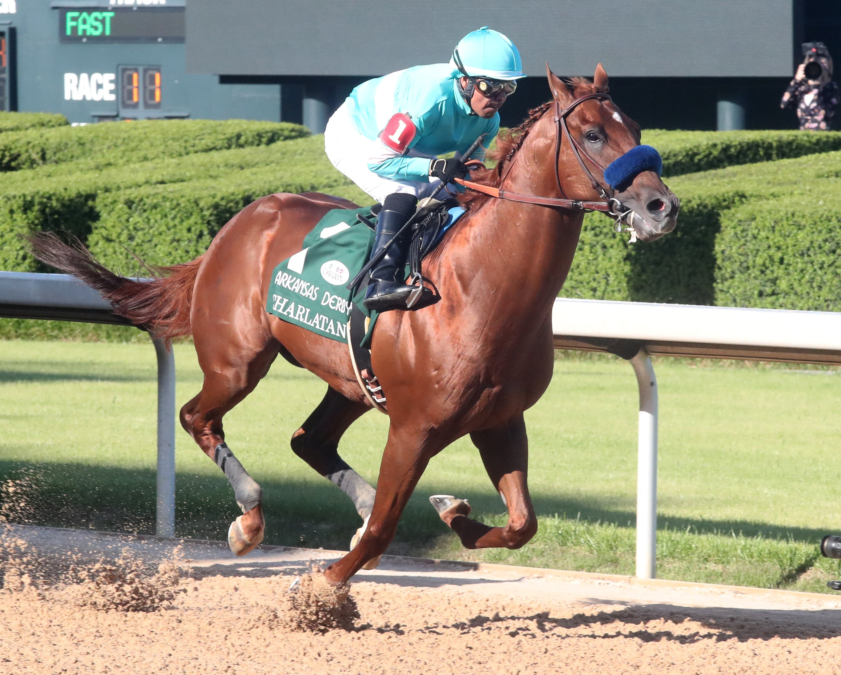 Doctor Weighs In On Reported Oaklawn Positives