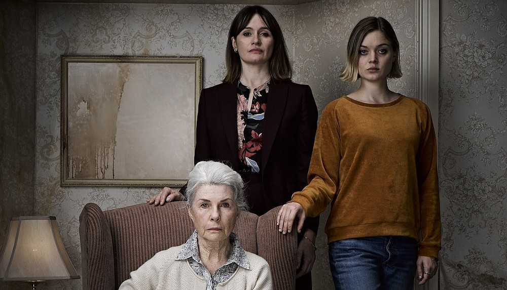 """Emily Mortimer (left) and Robyn Nevin star in """"Relic,"""" Natalie Erika James' feature debut."""