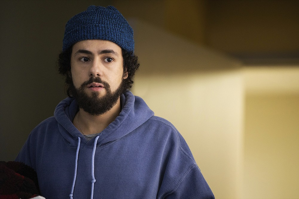 "This image released by Hulu shows Ramy Youssef in a scene from ""Ramy."" Nominations for the next Emmy Awards will be announced on Tuesday, July 28. (Craig Blankenhorn/Hulu via AP)"