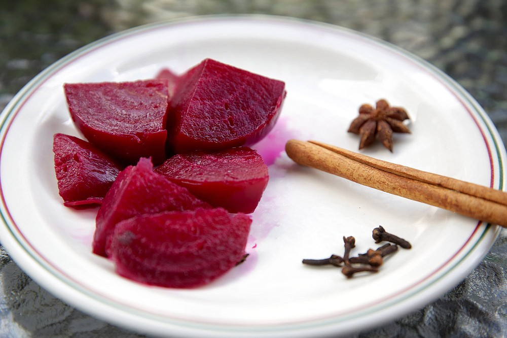 Traditional Spiced Beets (Hillary Levin/St. Louis Post-Dispatch/TNS)