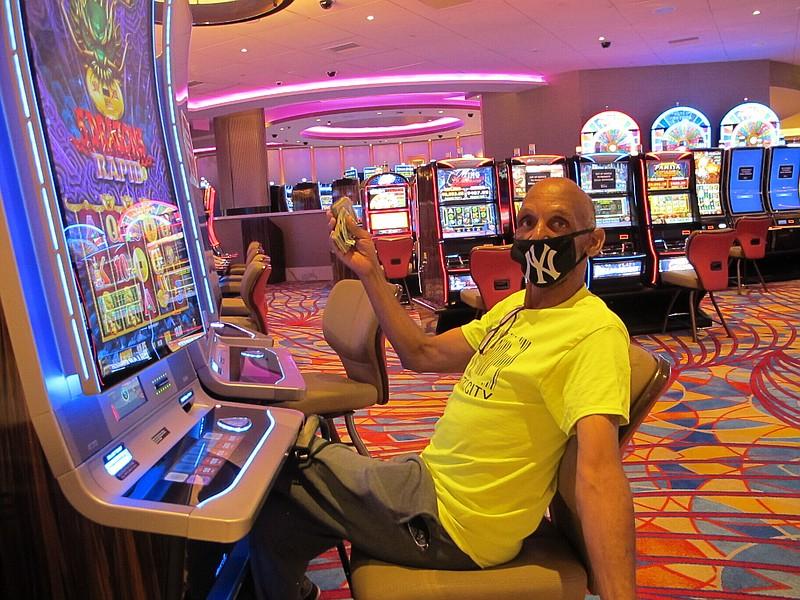N.J. shows its hand on gambling revenue