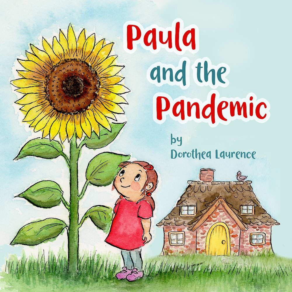 """Paula and the Pandemic"" by Dorothea Laurence. (Dorothea Laurence)"