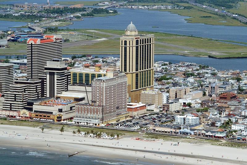 Christmas Show At Tropicana Hotel Atlantic City Nj 2020 4 of 9 Atlantic City casinos now run by women