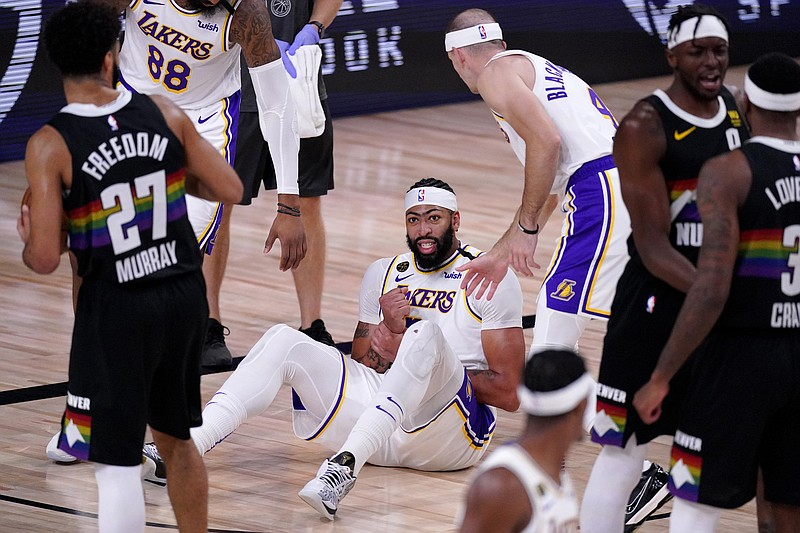 Lakers try to regain control against confident Nuggets