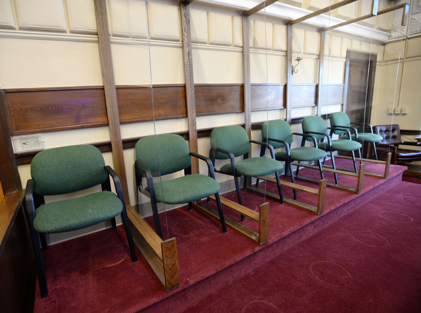 Benton County judges make changes to hold jury trials