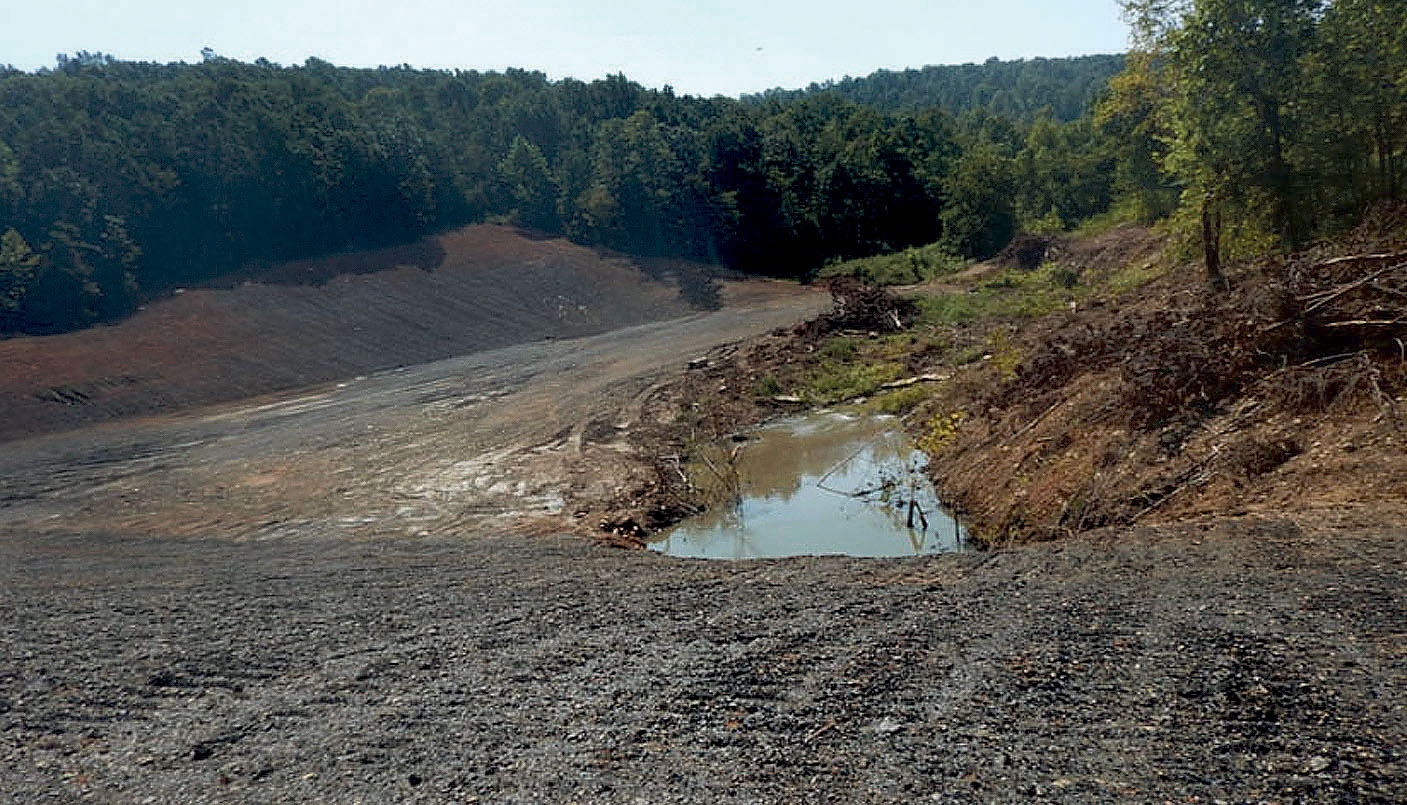 Washington County officials offer plan to fix dirt mine