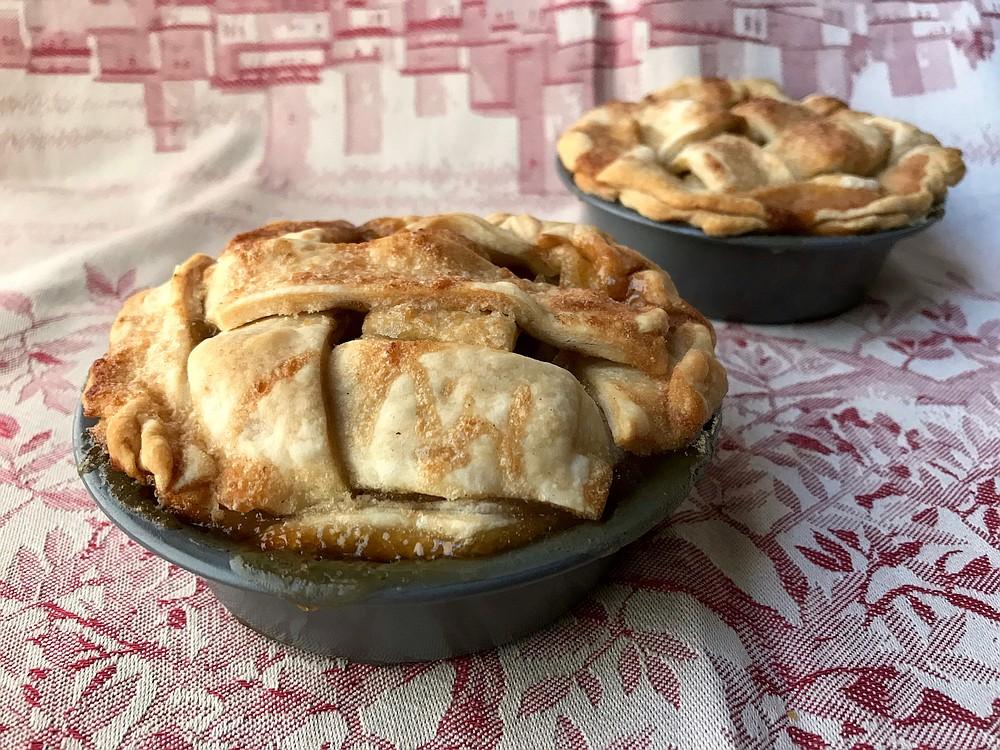 Caramel Apple Pies (Arkansas Democrat-Gazette/Kelly Brant)