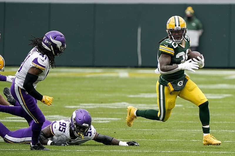 Packers running low on RBs