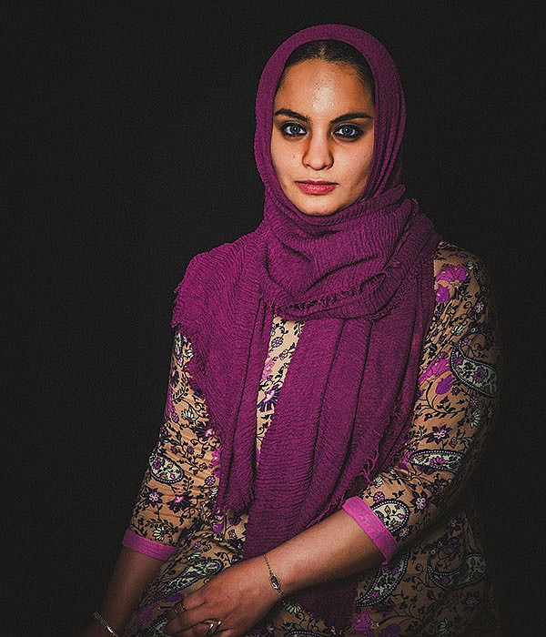 Hiba Tahir, a writer, was selected to be part of Artists 3 60's final cohort of artists.