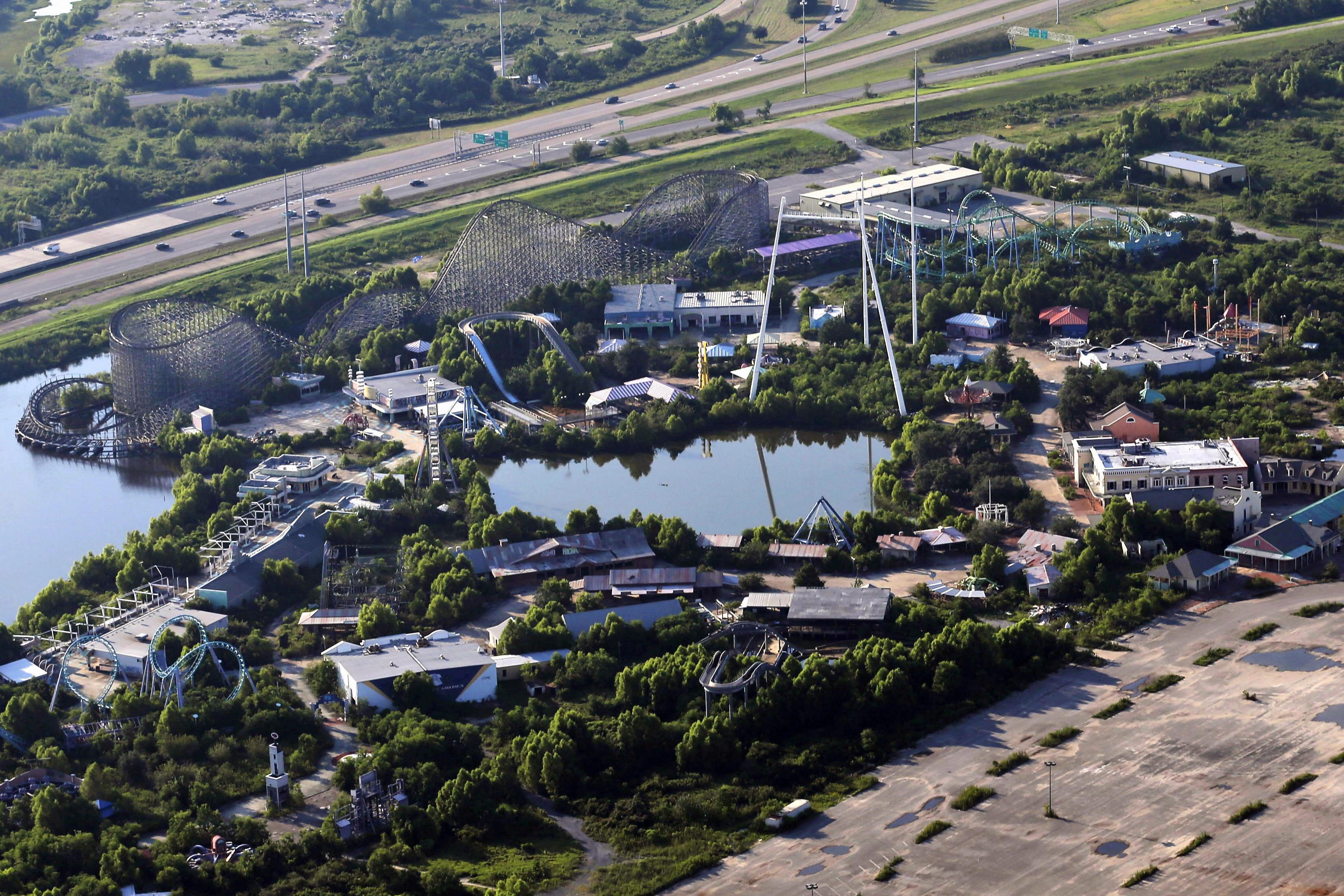 Developer Sought For Idle Theme Park