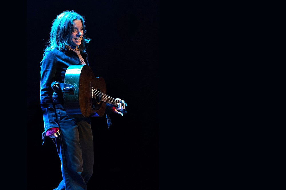 Ani DiFranco's March 13 performance at the University of Arkansas-Pulaski Technical College will be rescheduled for sometime in fall 2021 or spring 2022. (Special to the Democrat-Gazette/Anthony Mulcahy)