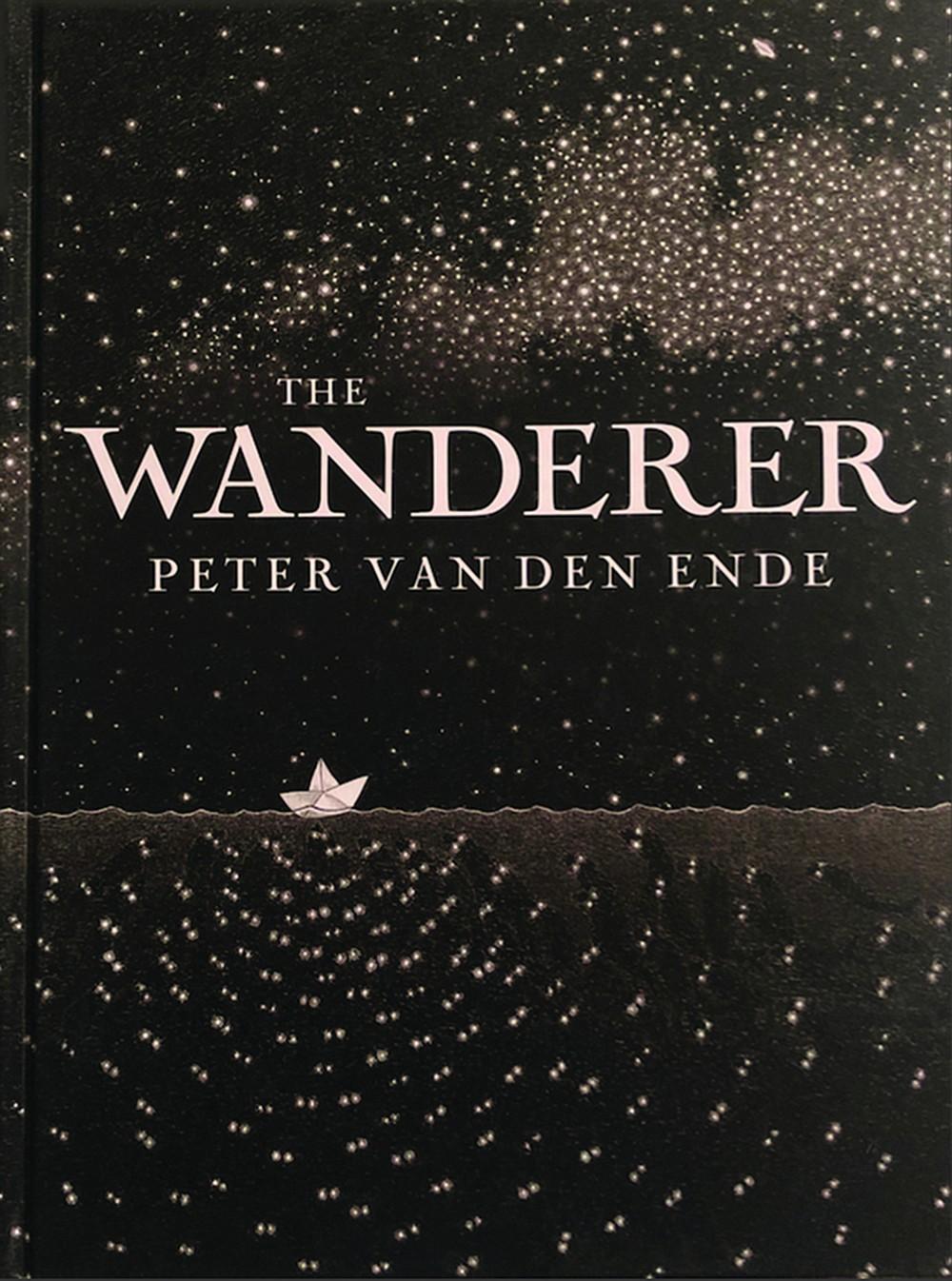 """The Wanderer"" by Peter Van den Ende (Levine Querido, Oct. 6) ages 8-18, 96 pages, $21.99 hardback, $10.99 ebook. (Arkansas Democrat-Gazette/Celia Storey)"