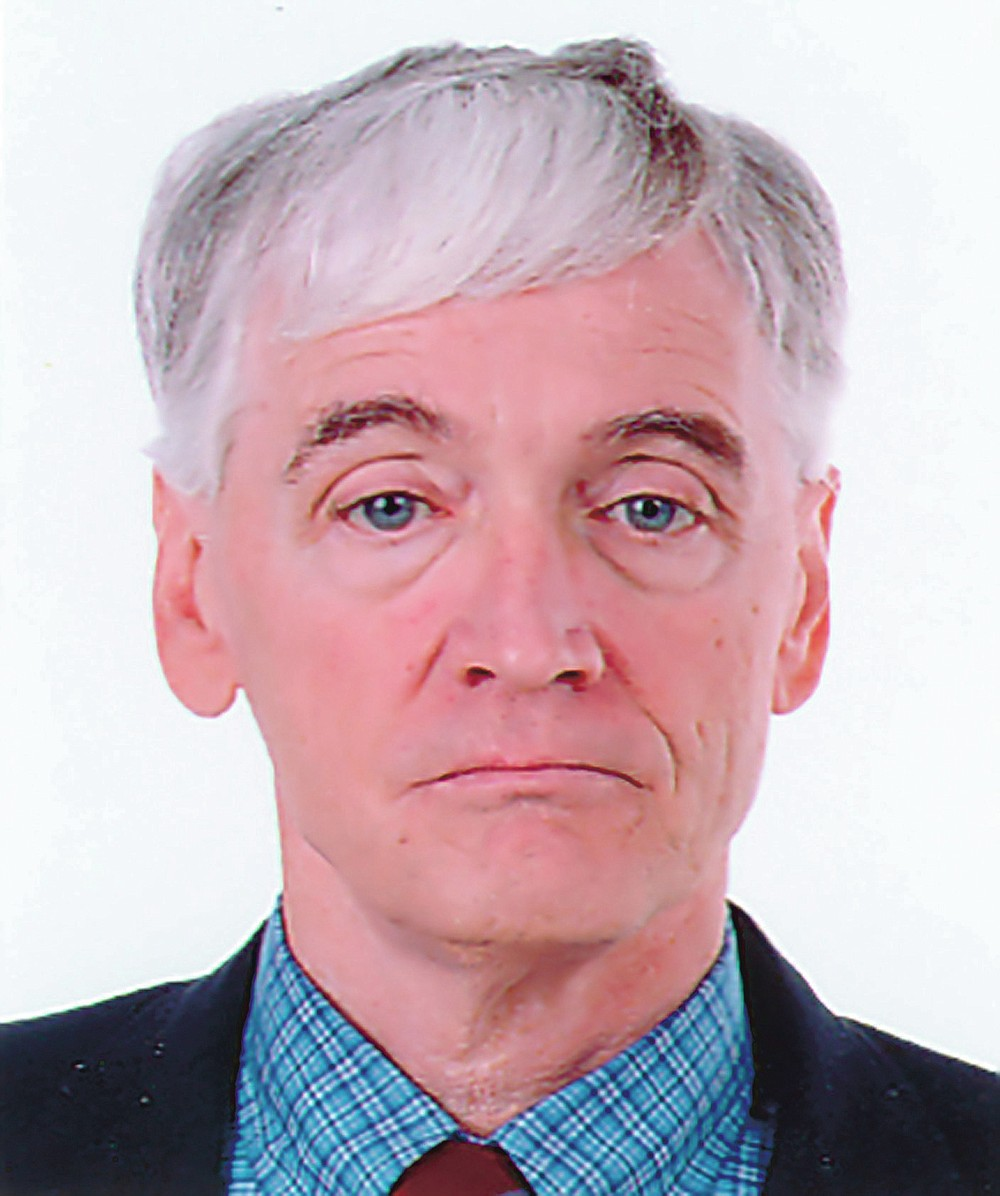 This undated photo provided in 2021 shows Francis Boyle, a law professor at the University of Illinois. Boyle's claims about the coronavirus went viral early in the pandemic and were prominently featured in Russian and Iranian state media and fringe media in the U.S., including Alex Jones' show Infowars. (Courtesy of Francis Boyle via AP)