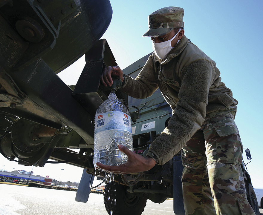 Water a struggle for Saline County
