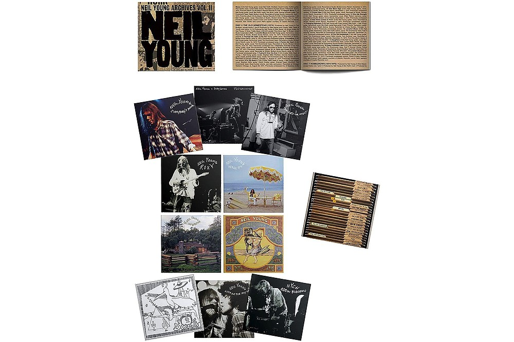 Neil Young of Buffalo Springfield and Crosby, Stills, Nash & Young fame parlayed his gift of self-documentation into taking song-compilation projects to new levels.