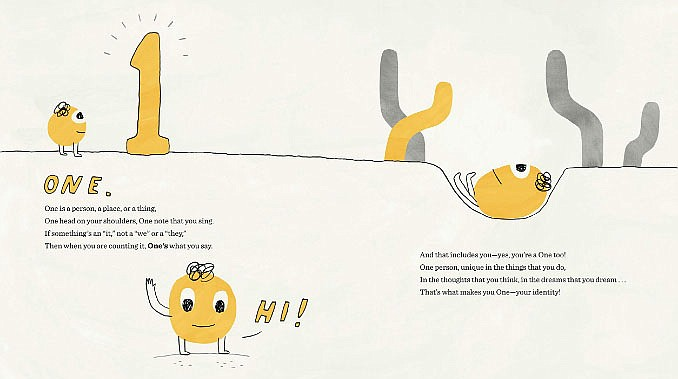 """Brian Rea illustrated """"Hello Numbers! What Can You Do?""""  (Courtesy images)"""
