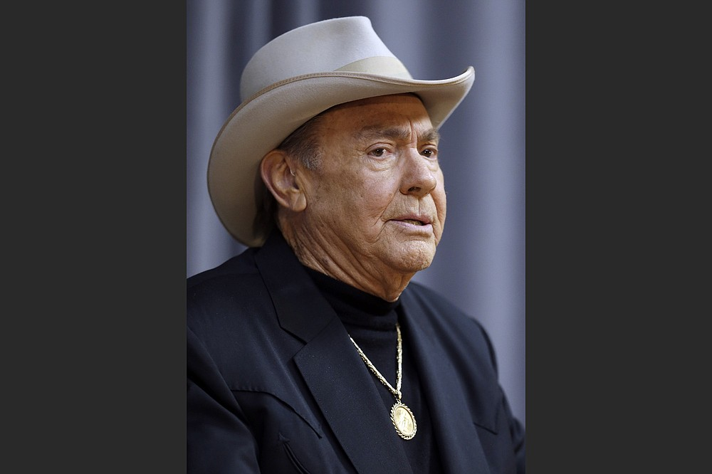 CALS Arkansas Sounds will present a birthday tribute to Sparkman (Dallas County) country musician Jim Ed Brown at 7 p.m. today. The late singer would be 87 today. (AP file photo)