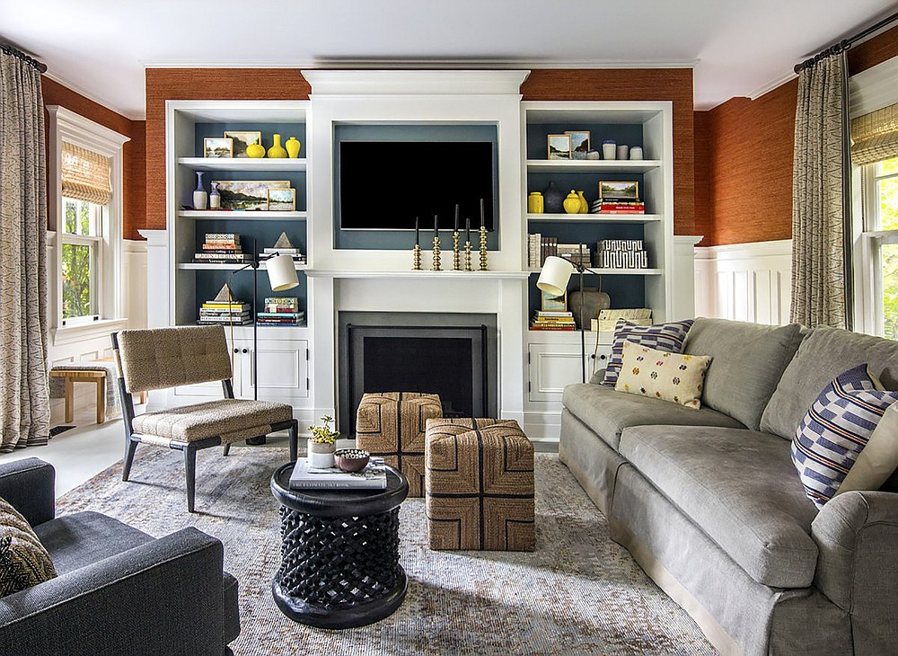 Designer Thom Filicia's advice is to be brave when revamping your space. (PV Public Relations/Nick Johnson via AP)