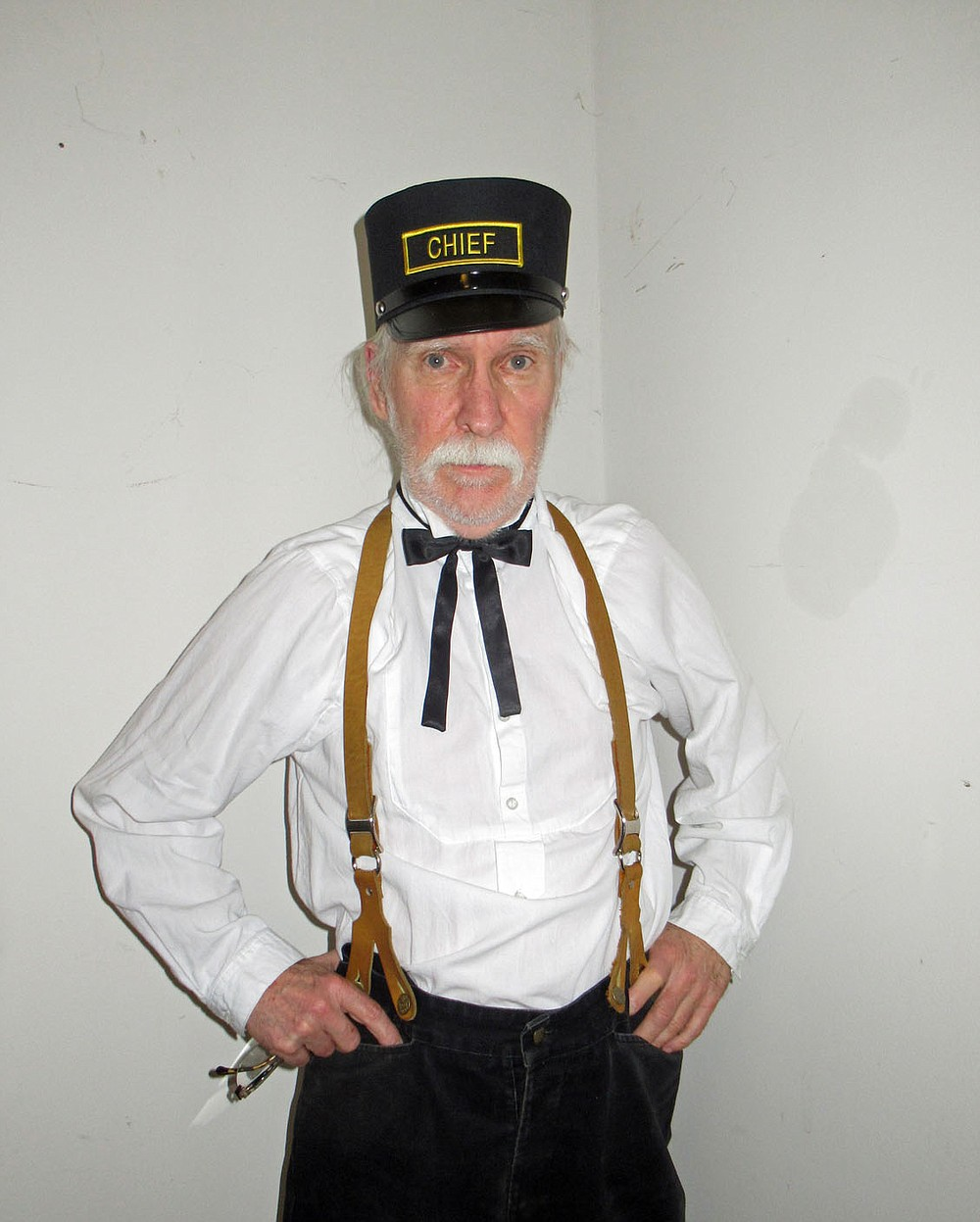 Floyd Robison will tell the story of 19th century Fort Smith Fire Chief Henry Suratt.  (Courtesy Photo)