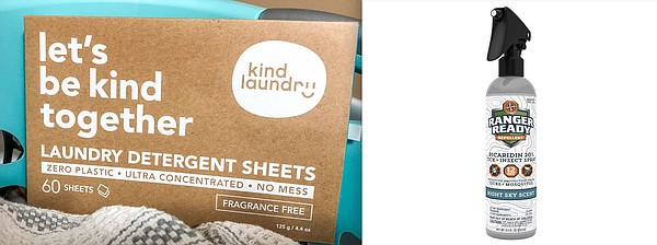 Tools & Toys: Kind Laundry Sheets and Ranger Ready Repellent