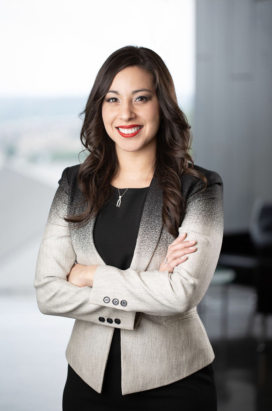 """Stephanie Martinez, sales and replenishment analyst, PPI Beauty, is a member of the inaugural class of Go Red for Women """"Woman of Impact"""" nominees.  (Courtesy photo)"""