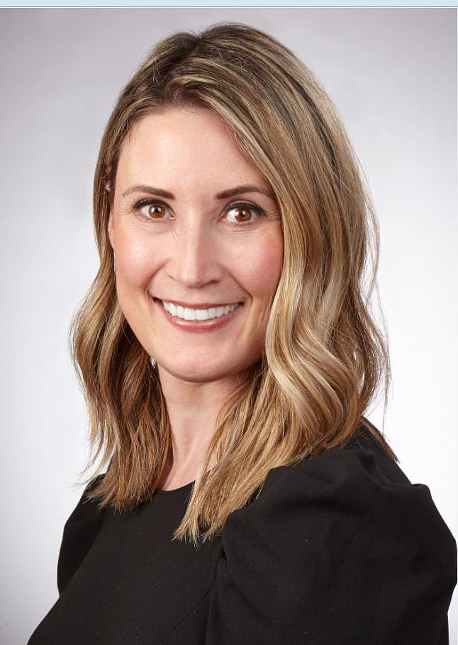 """Tina Winham, Walmart Outdoor lead, Spin Master, is a member of the inaugural class of Go Red for Women """"Woman of Impact"""" nominees.  (Courtesy photo)"""