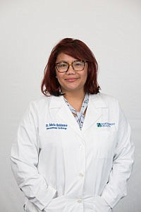 """Dr. Maria Baldasare, an interventional cardiologist with Northwest Health, is a member of the inaugural class of Go Red for Women """"Woman of Impact"""" nominees.  (Courtesy photo)"""