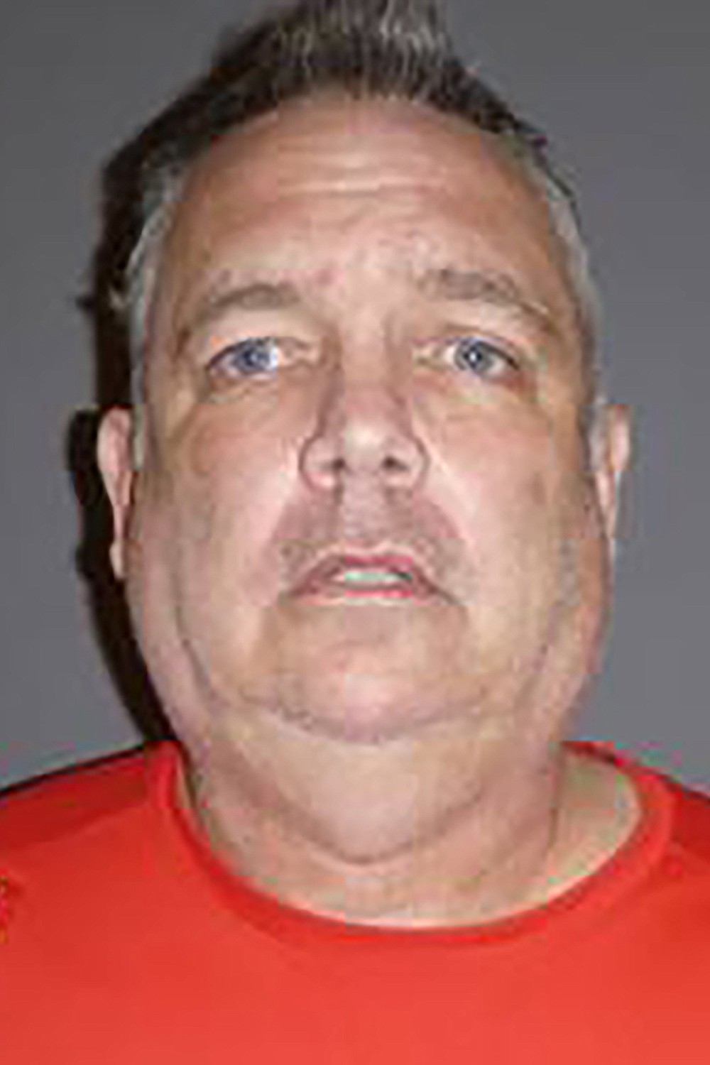 This undated handout booking photo provided by the New Hampshire Attorney General's office shows Stephen Murphy, one of six men arrested Wednesday, April 7, 2021, in connection with sexual abuse allegations at New Hampshire's state-run youth detention center, the attorney general's office said. (New Hampshire Attorney General's Office via AP)
