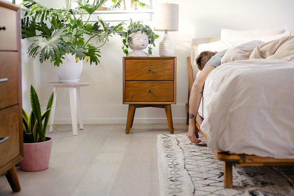 Renting furniture from a company like Fernish is an option for people who move frequently. (Fernish via The Washington Post)