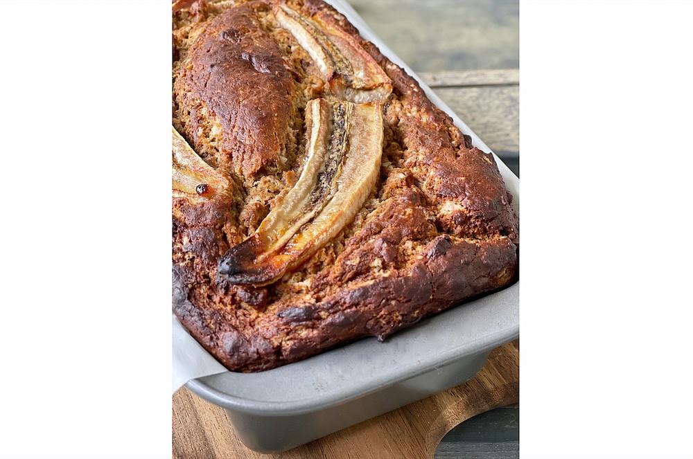 Naturally Sweet Banana Bread (Arkansas Democrat-Gazette/Kelly Brant)