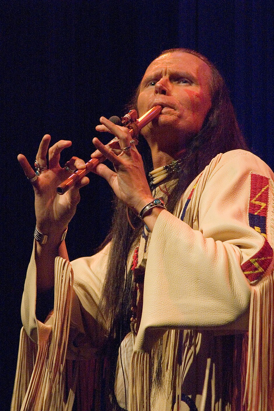 John Two-Hawks Mother's Day Concert — With Native American flutist John Two-Hawks, 2 p.m. May 9, via Facebook Live. Free. johntwohawks.com.