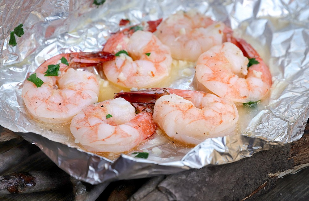 Shrimp Scampi (TNS/St. Louis Post-Dispatch/Hillary Levin)