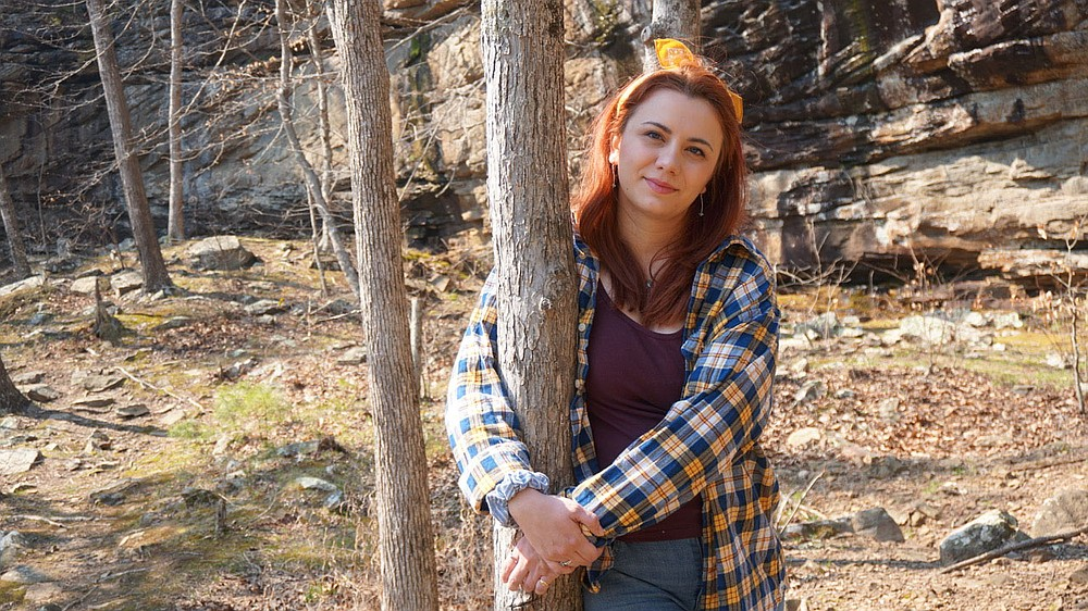 """""""The woods don't have to be a scary place if you go in prepared,"""" says Haley Zega, who promises she still loves the outdoors despite her ordeal 20 years ago. """"There are many common sense things like wear a whistle, bring enough water, wear bright clothing, know where you're going and how long you expect to be gone, as well as how rugged the hike is. There are lots of safety tips that you can teach young children so that they don't get into a situation like mine — things like if you think you're lost, stop moving and hug a tree. Teach them how to identify trail markers so they don't get off the path in the first place. There are tons of easy safety tips that can save a life.""""  (Courtesy photo/Kelly Syer)"""