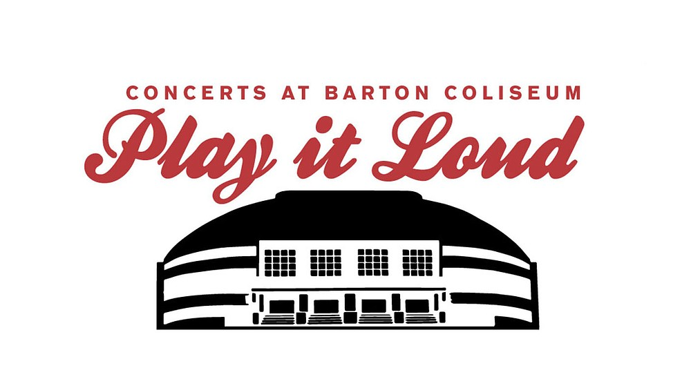 Logo for Play it Loud: Concerts at Barton ColiseumFAQ  'Play It Loud:  Concerts at Barton Coliseum'  WHEN — 10 a.m.-4 p.m. Tuesday-Saturday, through December 2022  WHERE — Old State House Museum, 300 W. Markham St. in Little Rock  COST — Free  INFO — 501-324-9685 or arkansasheritage.com/old-state-house-museum
