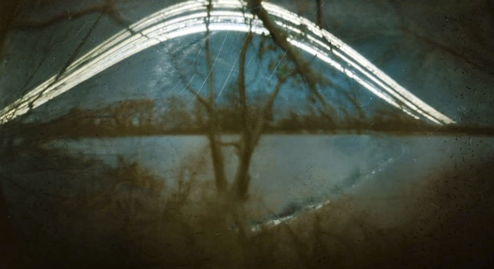 The Photographic Society of Northwest Arkansas' Distinguished Photographer series presents Doug Hanson, a Chicago-based artist using obscure and historical methods of photography. In this photo, Solography, the image is made from an exposure of six weeks in a tin can. The community discussion and online event will be at 7 p.m. June 1. For a link to the event email chuckdavisphoto@outlook.com.