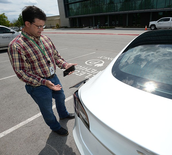 nwaonline.com - New infrastructure needed for the coming wave of electric vehicles