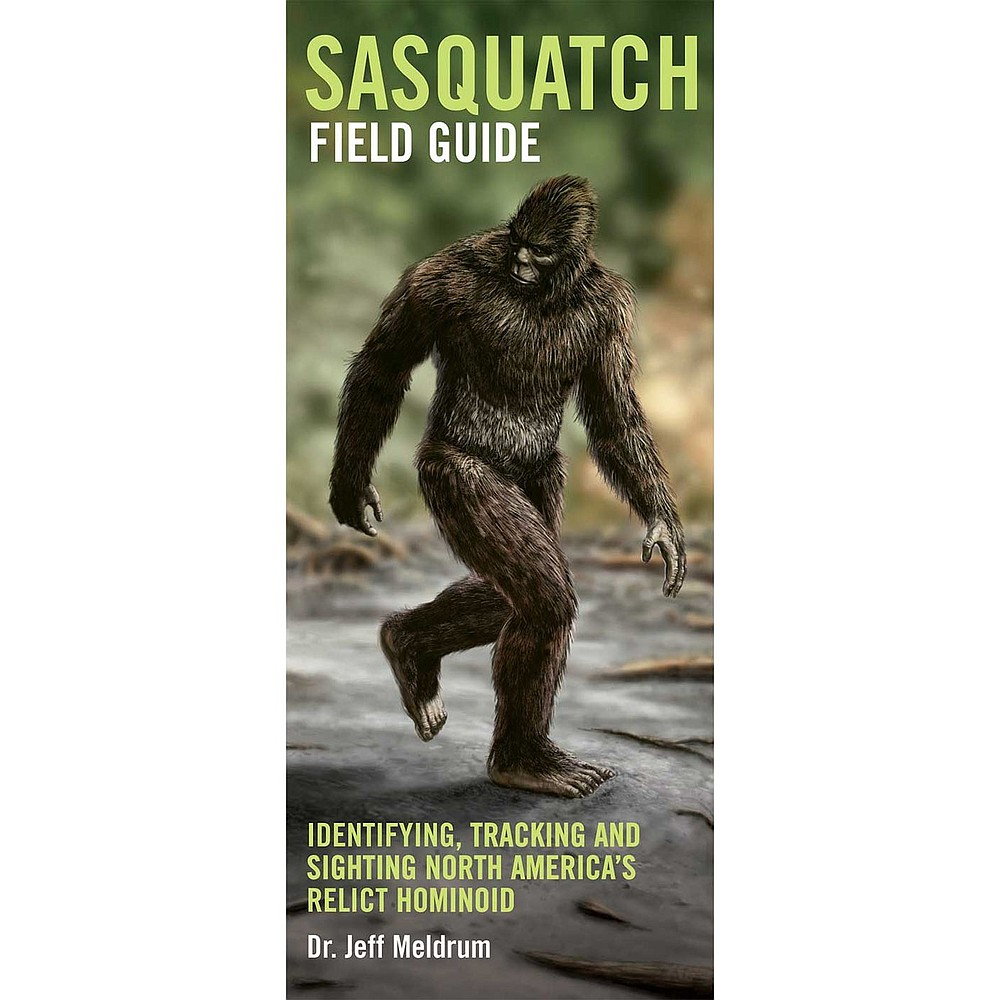 """Read More Jeff Meldrum Books by Dr. Jeff Meldrum, including """"Sasquatch: Legend Meets Science,"""" """"Sasquatch Field Guide: Identifying, Tracking and Sighting North America's Great Ape"""" and """"Sasquatch, Yeti And Other Wild Men of the World,"""" are available via Amazon and other book vendors."""