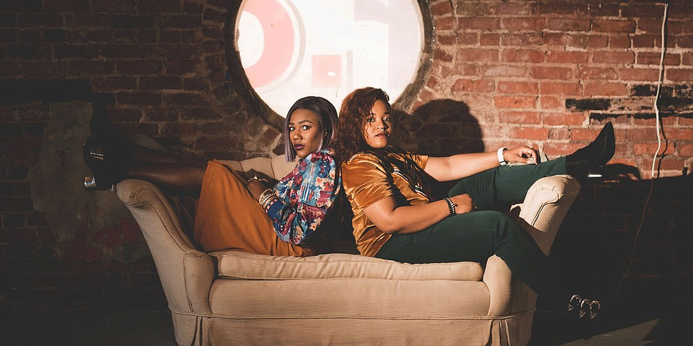 Nationally touring Little Rock funk/rock/soul duo Dazz & Brie join the lineup for Crystal Bridges' Forest Concert Series with a June 12 performance in collaboration with the NWA Equality Center. The concert will be a celebration for Pride month and will be hosted by local drag queens.  (Courtesy Photo)