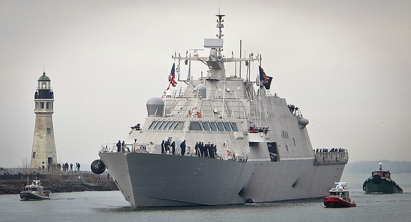 Ship named after Little Rock faces decommissioning