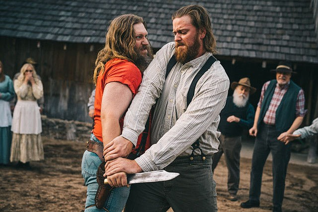 In the Shepherd of the Hills drama, audiences meet the characters made famous by the 1907 novel.  (Courtesy Photo/Shepherd of the Hills)