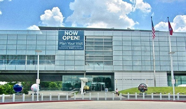 Clinton Library to close on Monday