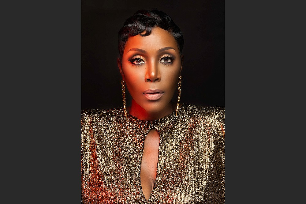 """Comedian Sommore is on the bill for the """"Festival of Laughs,"""" Oct. 30 at Simmons Bank Arena. (Democrat-Gazette file photo)"""