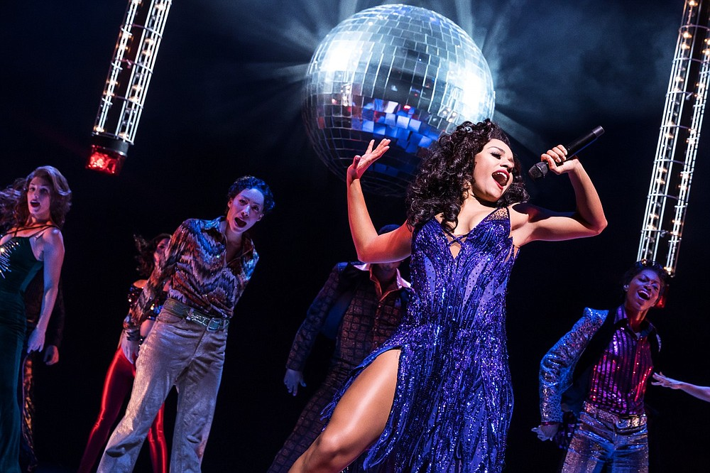 """""""Summer – The Donna Summer Musical"""" will be onstage Jan. 24 at the University of Central Arkansas's Reynolds Performance Hall. (Special to the Democrat-Gazette)"""